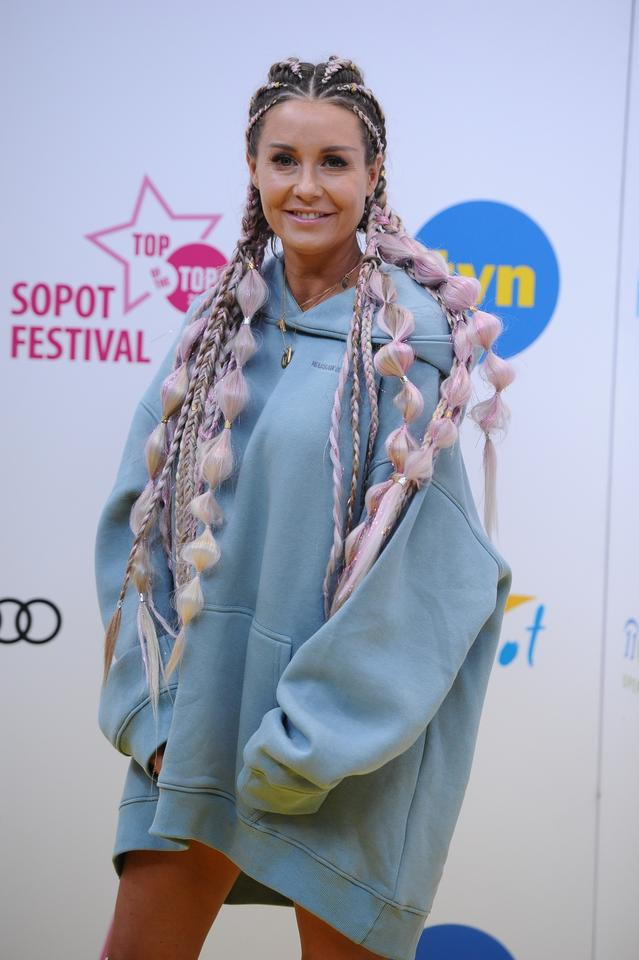 Top of the Top Sopot Festival 2019: Małgorzata Rozenek-Majdan
