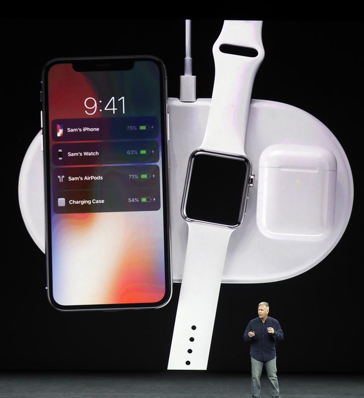 Nowa ładowarka bezprzewodowa Apple Air Power
