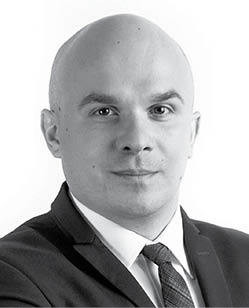 Michał Rodak, doradca podatkowy w Grant Thornton