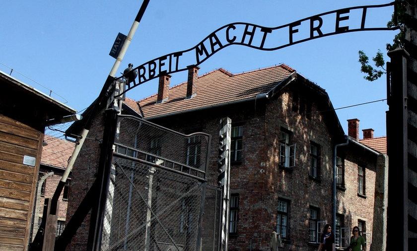 Obóz koncentracyjny w Auschwitz