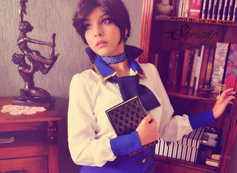 Shermie Cosplay