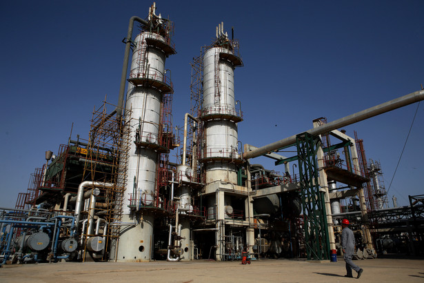 Na zakończenie poprzedniej sesji ropa w USA zyskała 2,8 proc.