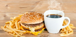 Popijasz tym burgera? To szkodliwe