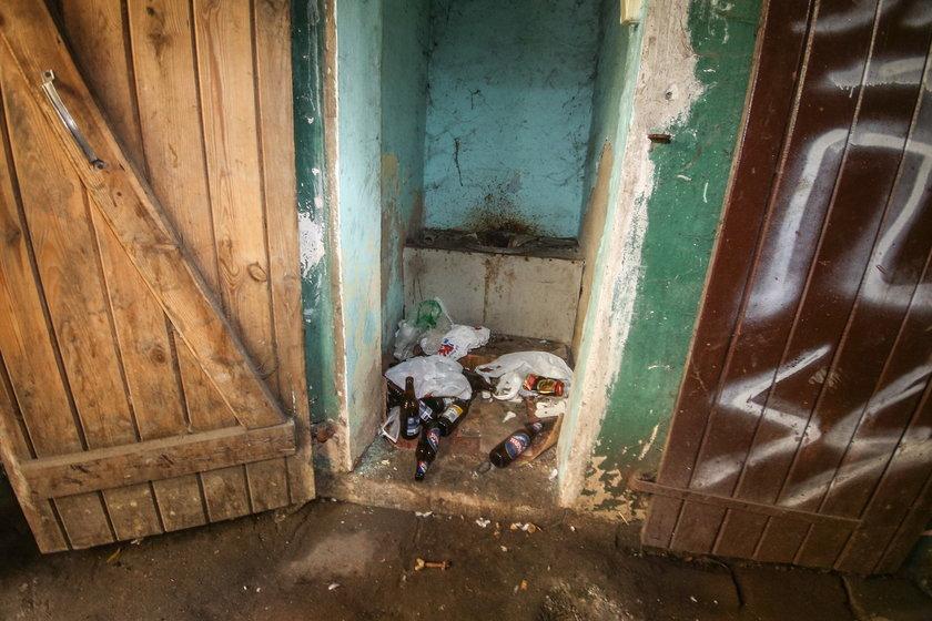 Toaleta na Psim Polu