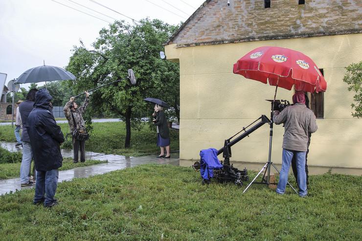 Snimanje filma tempus studenti