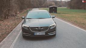 Opel Insignia Grand Sport - czy nowy model pokona największych konkurentów?