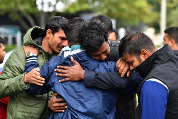 U napadu je ubijeno 50, a ranjeno 40 osoba