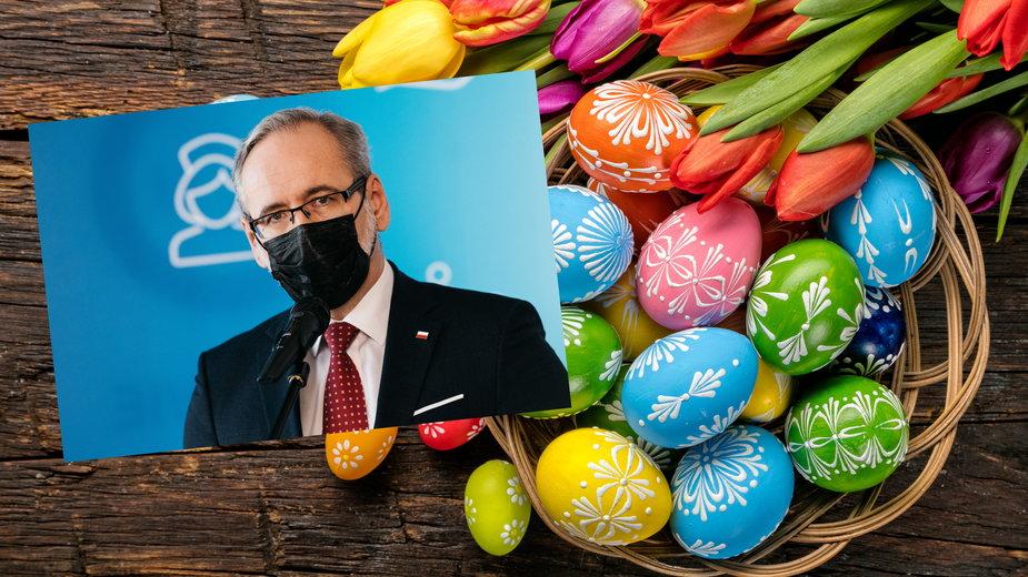 Wielkanoc 2021: Obostrzenia na święta. Jakie restrykcje w związku z koronawirusem?