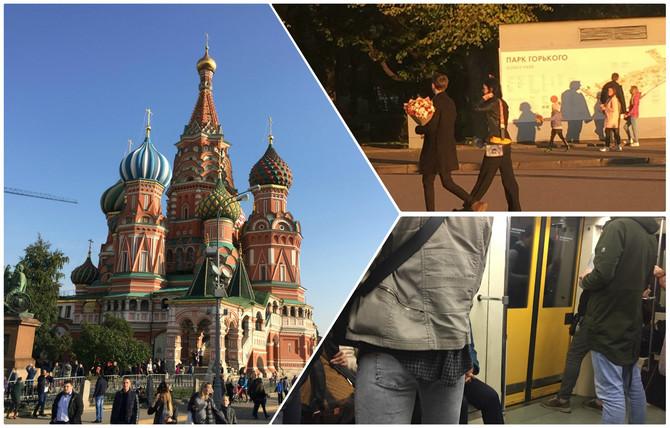 Otišla sam u Moskvu na 9 dana i potpuno promenila sliku koju sam imala o Rusima