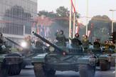 """Hvravstak vojska početkom avgusta 2015. na paradi povodom akcije """"Oluja"""""""
