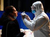 Na Slovensku pribudlo 3363 nových nakazených covid-19, otestovali viac ako 16-tisíc ľudí