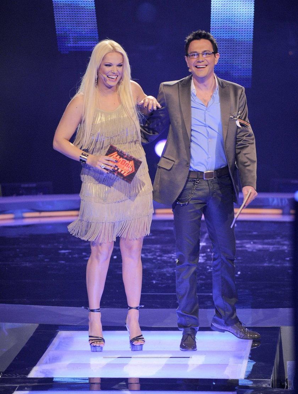 Joanna Liszowska i Krzysztof Ibisz