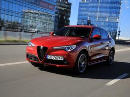 Alfa Romeo Stelvio – wersja druga, mocno poprawiona