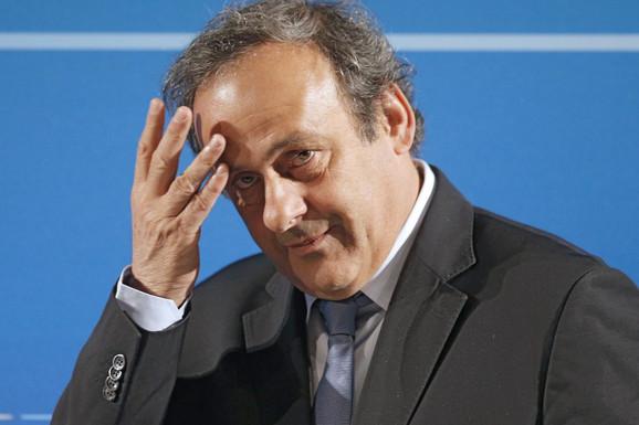 SKANDAL! Uhapšen Mišel Platini zbog malverzacija!