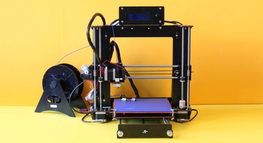 3D-Drucker für 99 Euro im Test: Prusa i3 zum Selberbauen