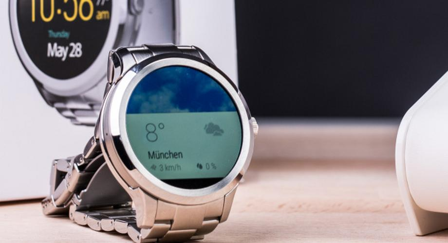 Video: Fossil Q Founder im Hands-on und Unboxing