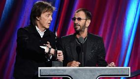 Ringo Starr i Paul McCartney razem w studiu