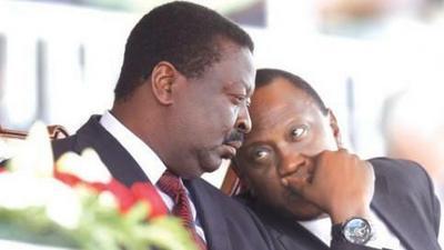 Mudavadi clarifies on alleged 2022 deal with Uhuru
