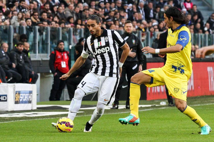 Piłkarz Juventusu skasował ferrari. Wcześniej pił alkohol