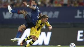 Borussia Dortmund rozbiła w sparingu Manchester United