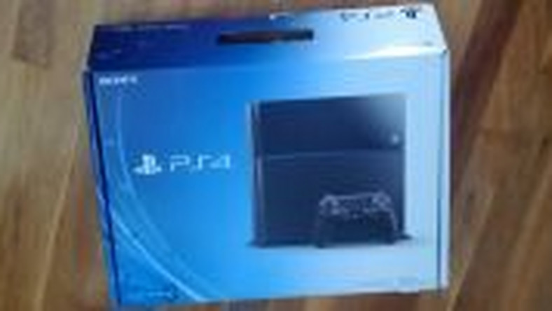 Unboxing PS4 prosto z USA