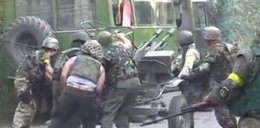 Rosjanie wtargnęli na Ukrainę. Prezydent Poroszenko: część z tych sił zniszczyliśmy!