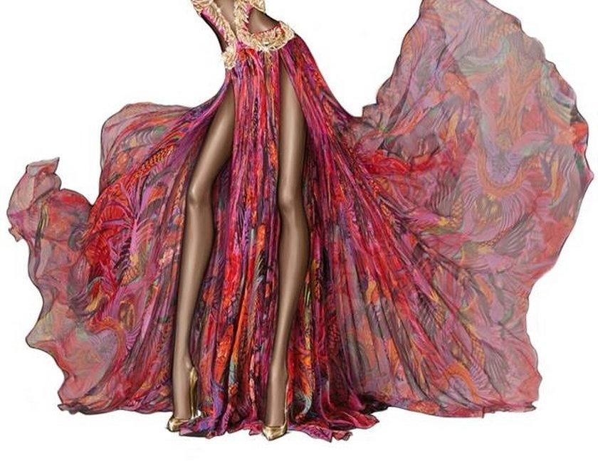 Cavalli dla Beyonce