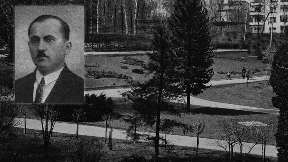 Jednym z miejsc, w którym znaleziono ludzie szczątki był lwowski Park Kilińskiego
