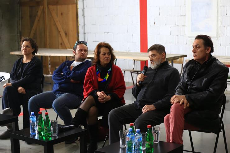Jelica Greganović, Marko Vidojković, Tatjana Nježić, Aleksandar Baljak, Igor Marojević