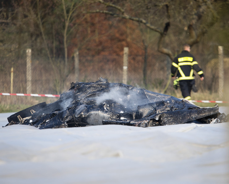 Frankfurt nesreća Tanjug AP