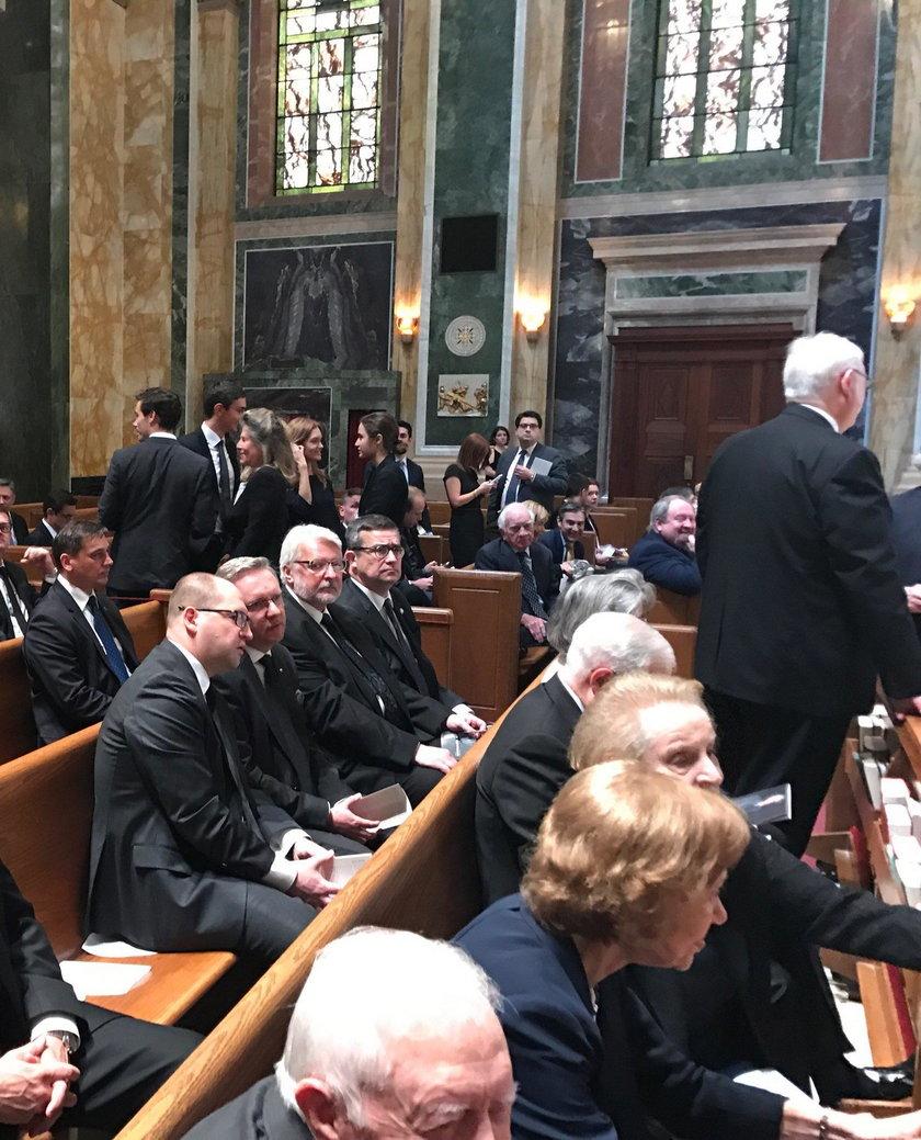 Pogrzeb Zbigniewa Brzezińskiego