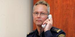 Komendant straży w ogniu pytań w Fakcie