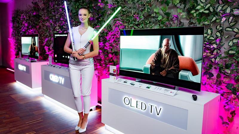 LG OLED TV 2015