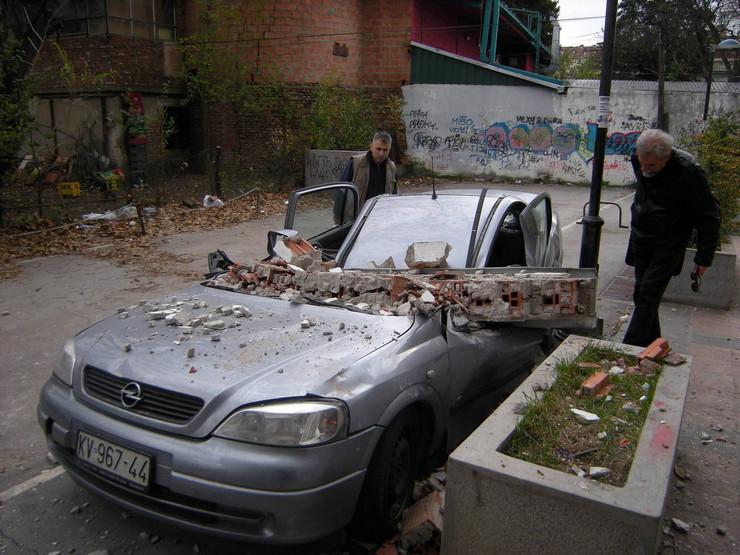 Ogromna šteta od zemljotresa