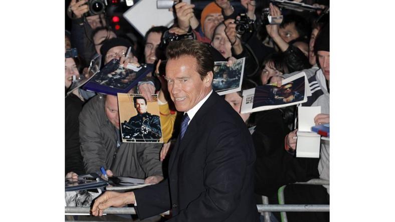 Schwarzenegger musiał się rozstać z kolekcją popiersi przywódców ZSRR