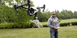 Drony zadbają o czyste powietrze w Katowicach?