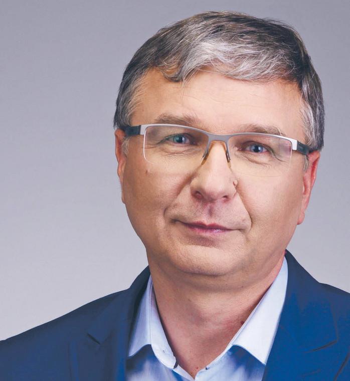 Piotr Wojciechowski, prezes i główny udziałowiec Grupy WB