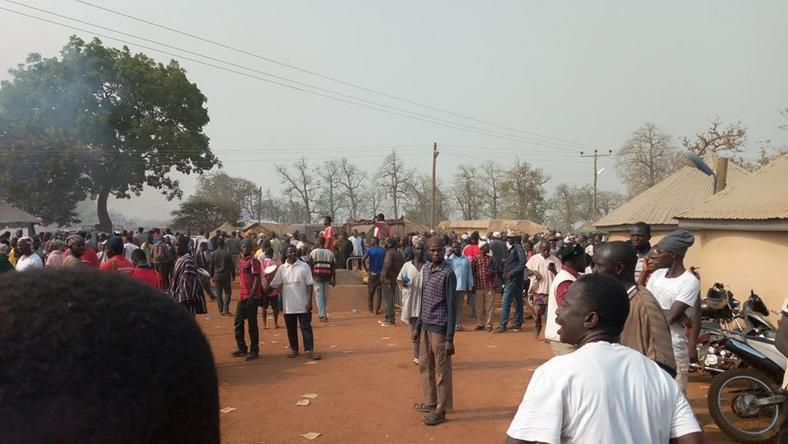 Residents are fleeing Yendi as fresh violence erupts over Yaa Naa's burial