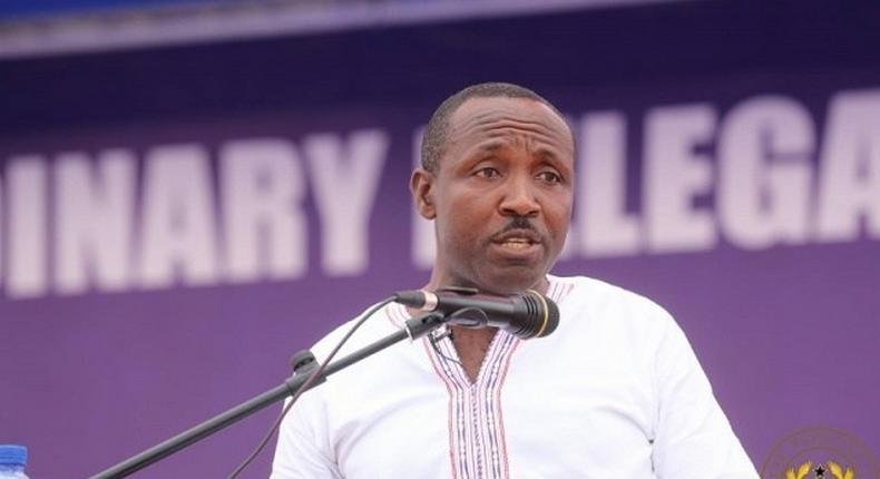 John Boadu, General Secretary of the NPP