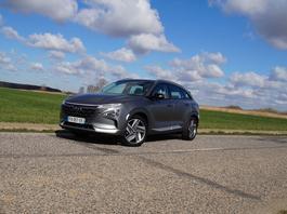 Hyundai Nexo - elektryk bez wad?