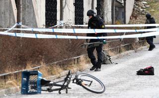 Szwecja: Zmarł mężczyzna ranny w wybuchu koło metra w Sztokholmie