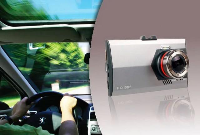 HD kamera za snimanje vožnje