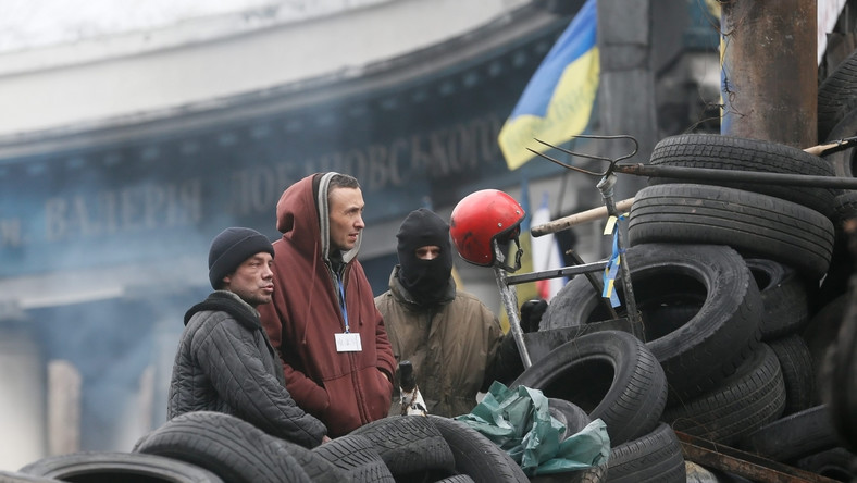 Majdan przeciwny porozumieiniu z Janukowyczem. Ma odejść natychmiast