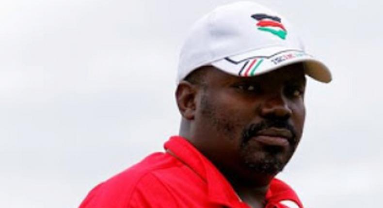 Former Kenya 7s Coach, Benjamin Ayimba