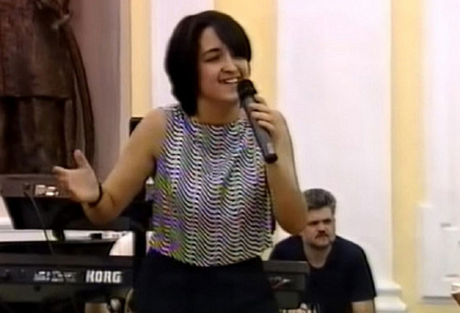 Austrija voli Mariju Šerifović