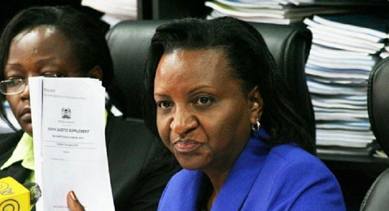 Judiciary Chief Registrar Anne Amadi