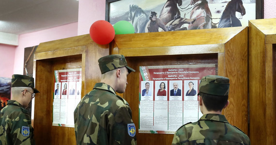 Białoruś. Walka o prezydenturę [RELACJA NA ŻYWO]
