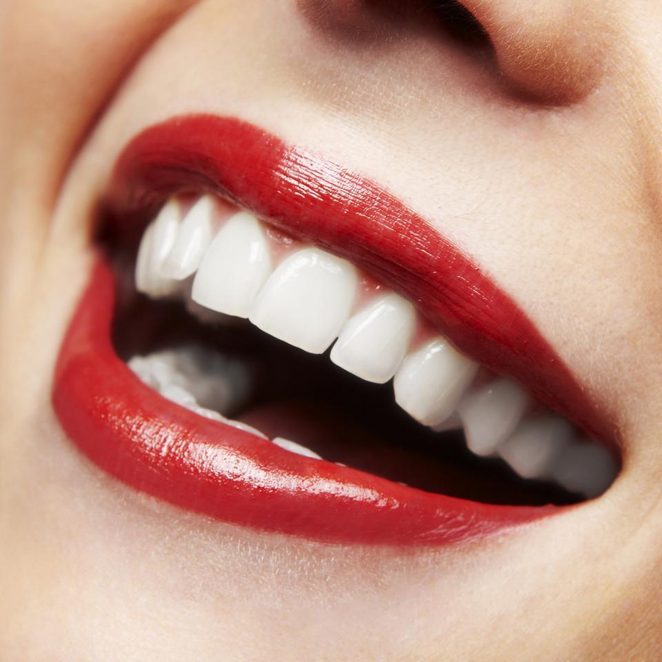 10. Zdrowsze zęby