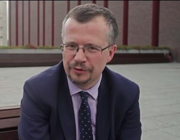 Jarosław Gwizdak, sędzia, prezes Sądu Rejonowego Katowice-Zachód