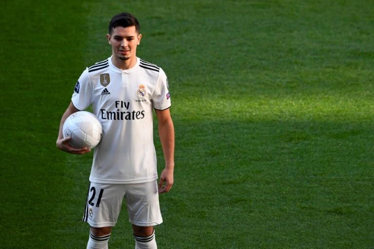 Brahim Diaz : Profile on Real Madrid, Spain forward - Pulse